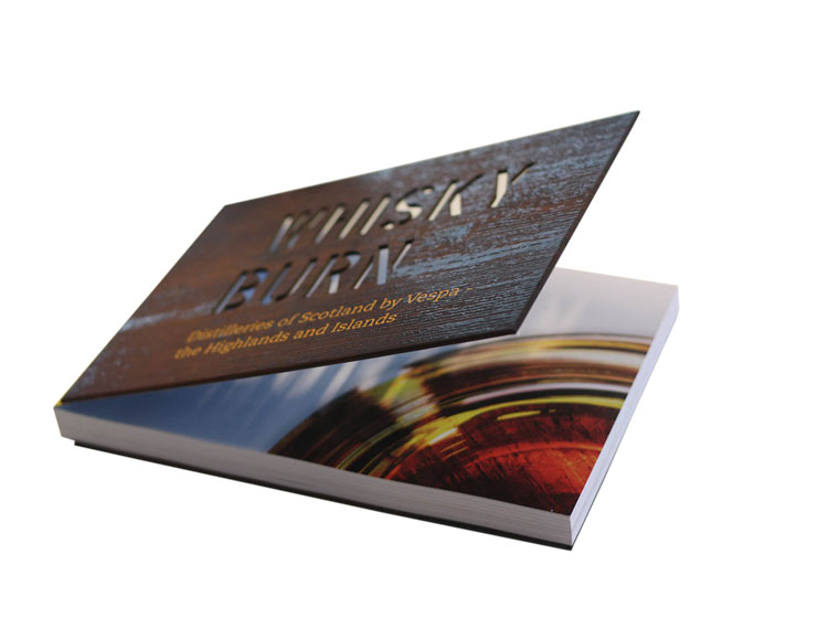 Whiskyburn, the Book